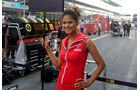 Grid Girls - GP Indien 2043
