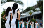 Grid Girls - GP Malaysia 2014 - Formel 4
