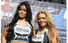 Grid Girls - Le Mans-Serie - Silverstone - 11. September 2011