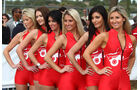 Grid Girls WRC Portugal 2011