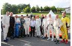 Gruppenbild - Legenden-Parade - GP Österreich 2018