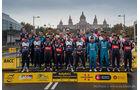 Gruppenbild - Rallye Spanien 2016 WRC