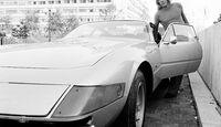 Günter Netzer Ferrari Daytona