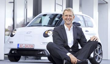 Günther Schuh, StreetScooter, e.Go Elektroauto