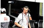 Günther Steiner - Haas F1 - Formel 1 - GP Ungarn - 22. Juli 2016