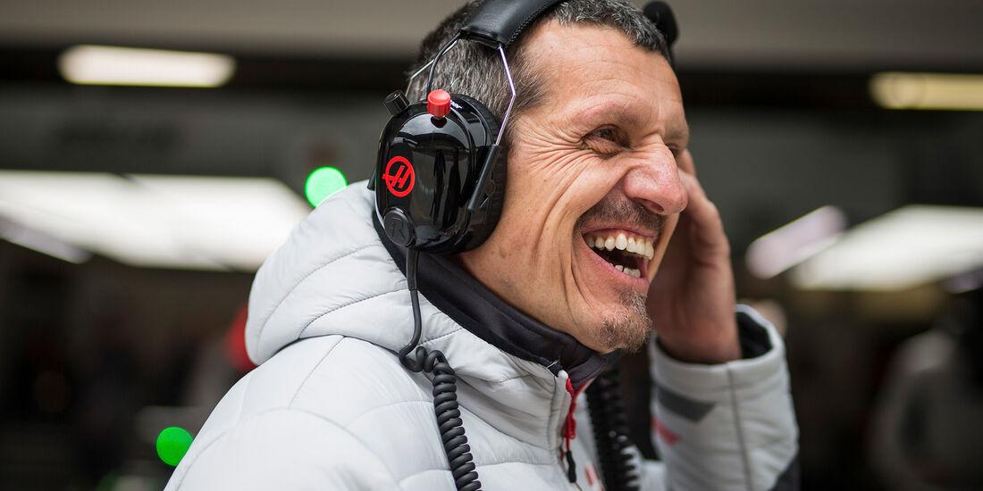 Günther Steiner - HaasF1 - Formel 1 - GP China - Shanghai - 14. April 2018