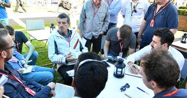 Guenther Steiner - HaasF1 - GP Australien 2018 - Melbourne