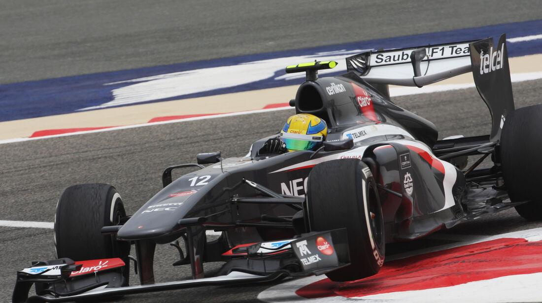 Gutierrez - GP Bahrain 2013