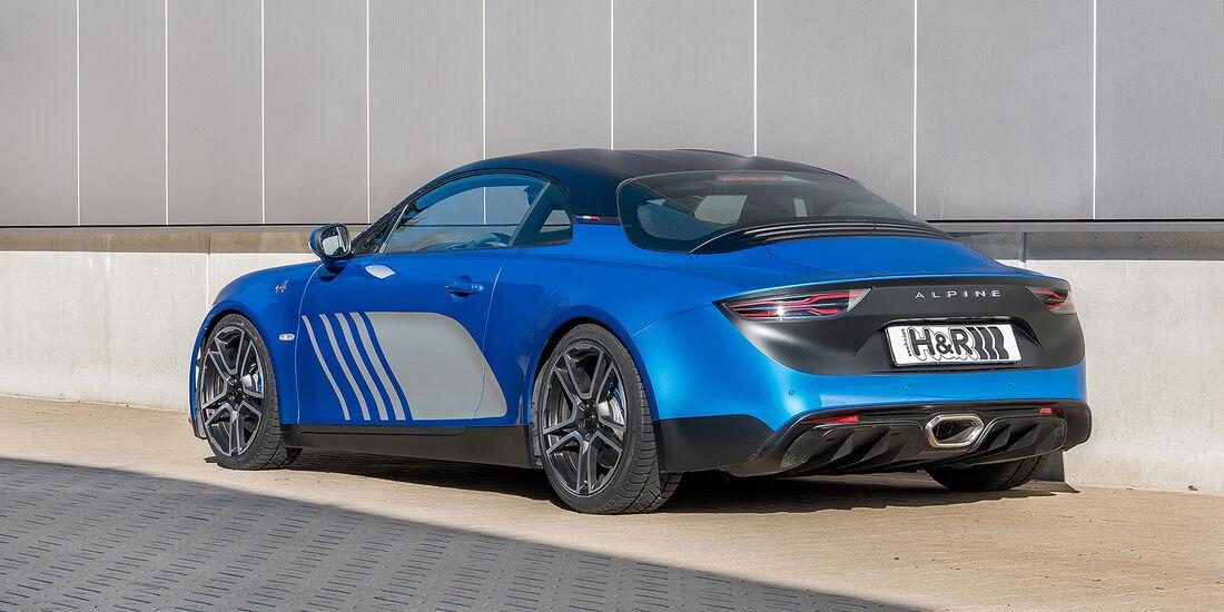 H&R Alpine A110