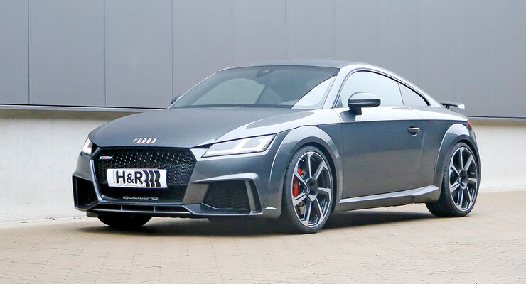 Anzeige h r audi tt rs auto motor und sport for H and r motors