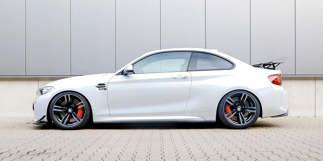 H&R BMW M2