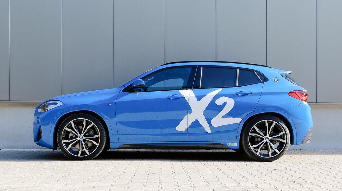 H&R BMW X2