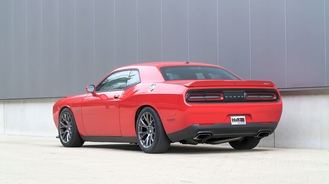 H&R Dodge Challenger