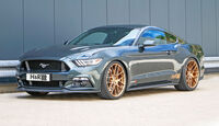 H&R Ford Mustang