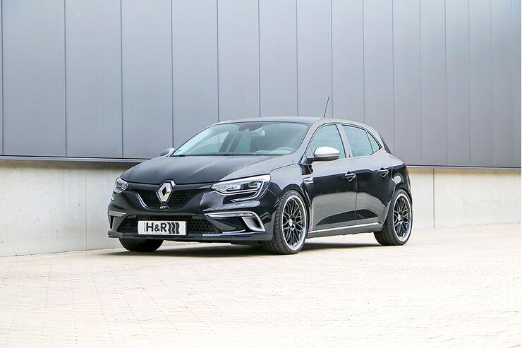 H&R Renault Megane GT