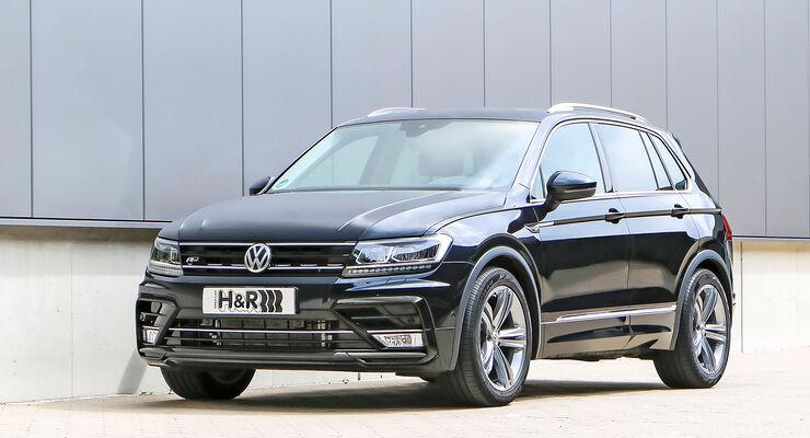 H&R VW Tiguan