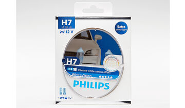 H7 Philips White Vision