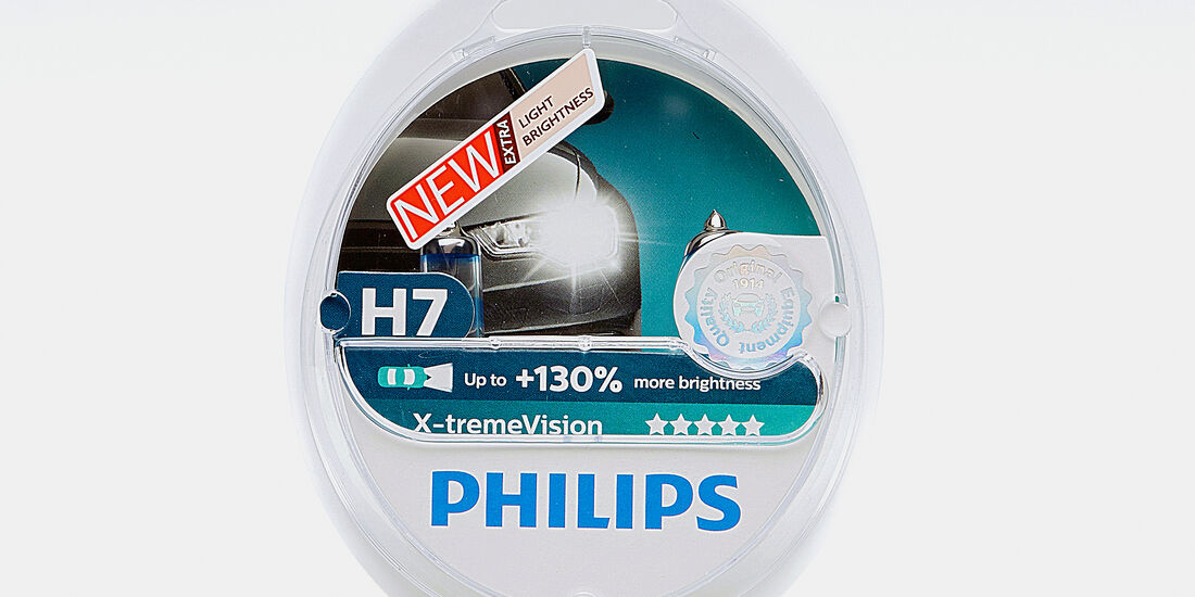 H7 Philips X-treme Vision +130%