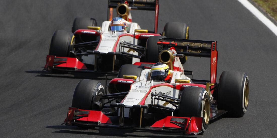 HRT GP Ungarn 2012