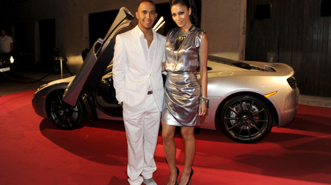 HUGO BOSS Formel 1 Party in Monaco