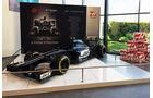 Haas F1 Showcar 2015