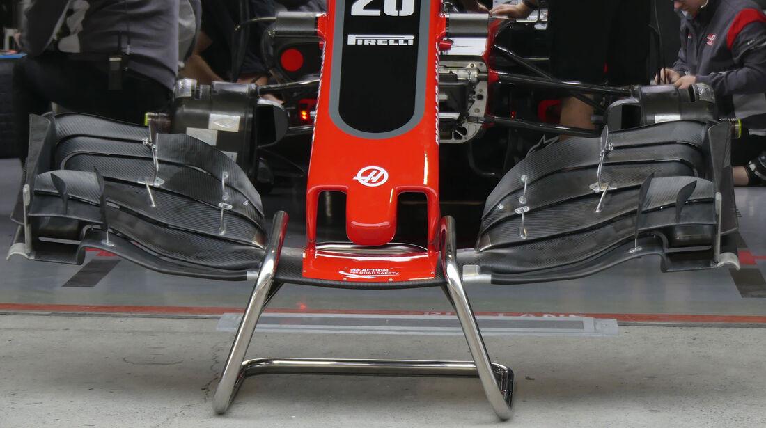 HaasF1 - Formel 1 - GP China 2017 - Shanghai - 7.4.2017