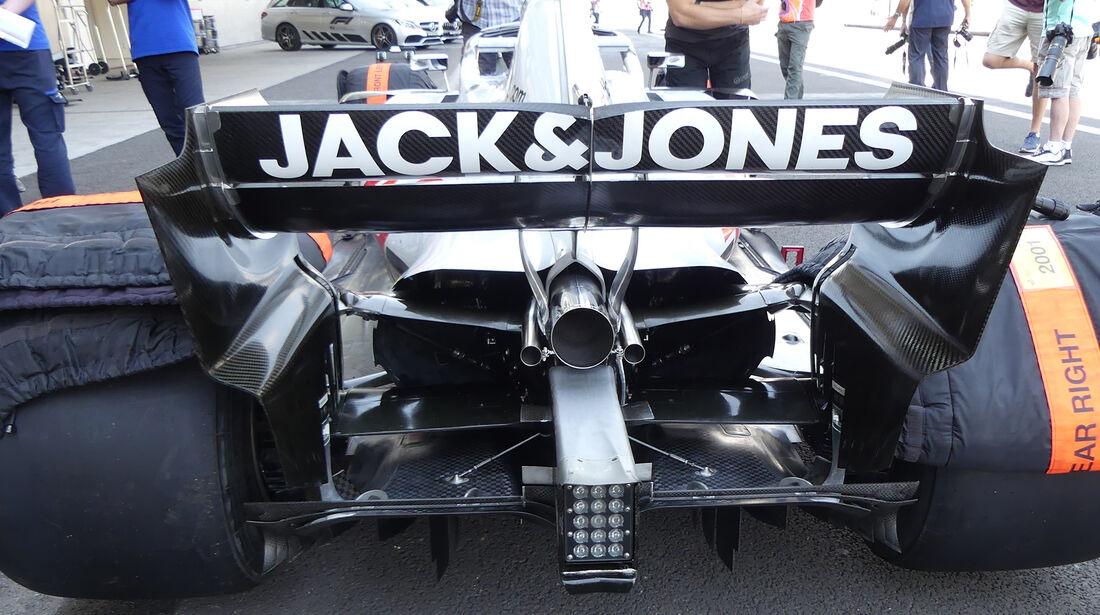 HaasF1 - Formel 1 - GP Mexiko - 25. Oktober 2018