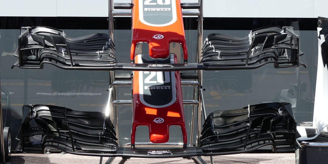 HaasF1 - GP Monaco - Formel 1 - Mittwoch - 23.5.2018