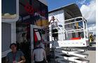 HaasF1 - GP Spanien - Circuit de Barcelona-Catalunya - Mittwoch - 11. Mai 2016