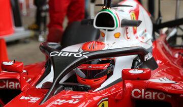 Halo Concept - Ferrari - Cockpitschutz - 2016