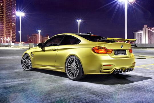Hamann BMW M4 - Tuning - Sportwagen - Essen Motor Show 2014
