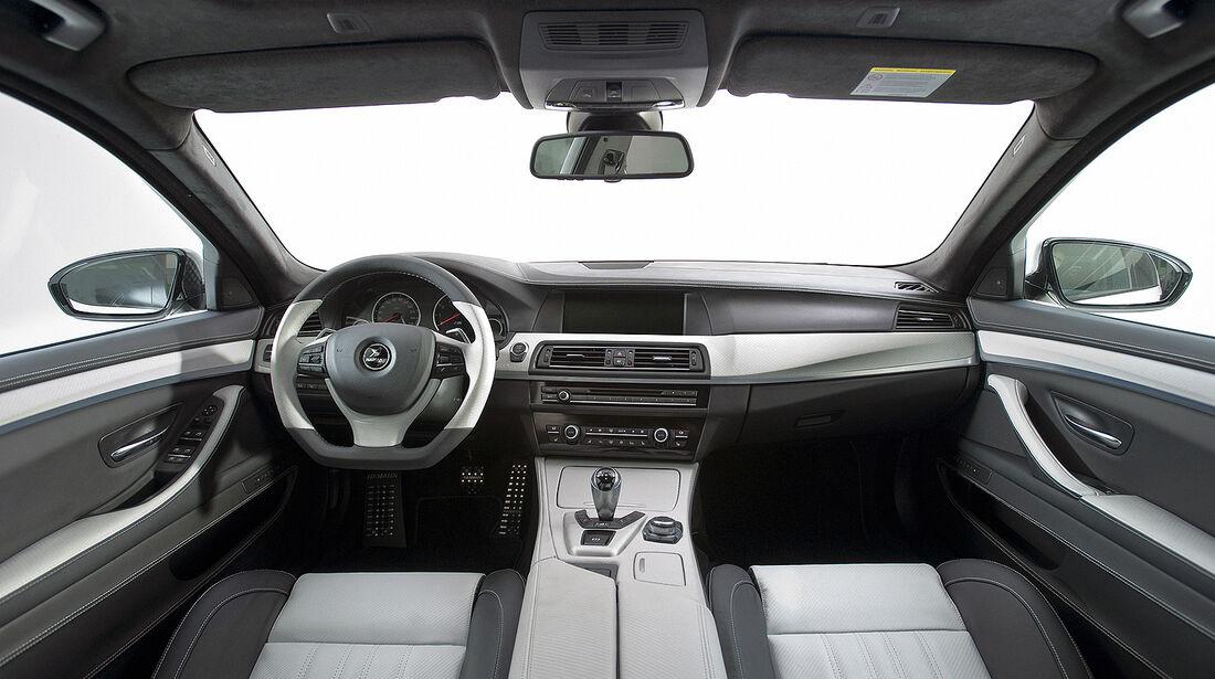 Hamann BMW M5, Cockpit
