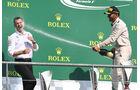 Hamilton & Alonso - GP Belgien 2016