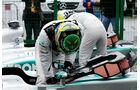 Hamilton & Rosberg - GP Brasilien 2013
