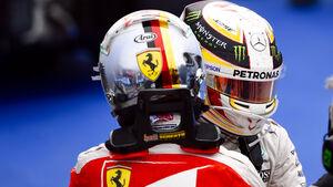 Hamilton - Vettel - GP Kanada 2016 - Montreal