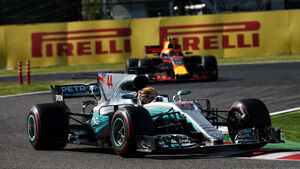 Hamilton vs. Verstappen - GP Japan 2017