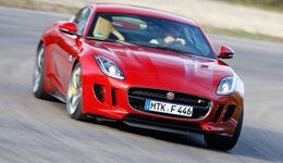Handling-Check, Jaguar F-Type R