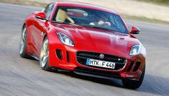 Handling-Check, Jaguar F-Type R