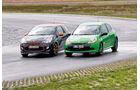 Handlingvergleich, Citroen DS3 Racing, Renault Cllio R.S. Cup