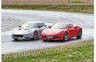 Handlingvergleich, Lotus Evora S, Artega GT