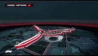 Hanoi - F1-Circuit - Detail