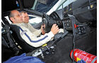 Hans-Jörg Götzl im Porsche 924 beim Eifelrennen