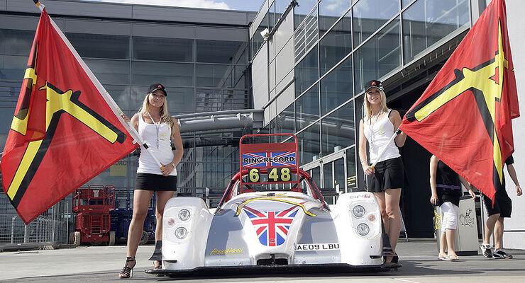 Heftinhalt sport auto-Ausgabe 10/09 Zeitschrift