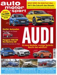 Heftvorschau Auto Motor und Sport Ausgabe 026/2019