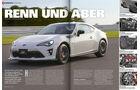 Heftvorschau - Screenshot - sport auto 11/2017