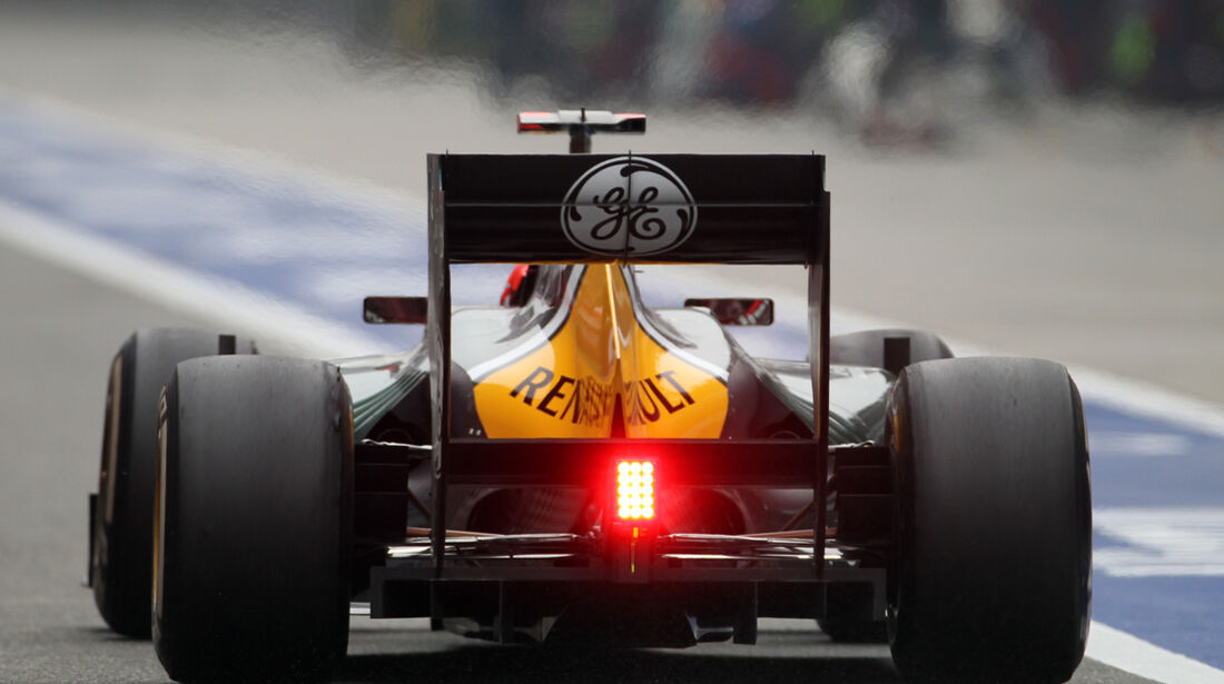 Heikki Kovalainen GP China 2012