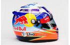 Helm Daniel Ricciardo - Formel 1 2014