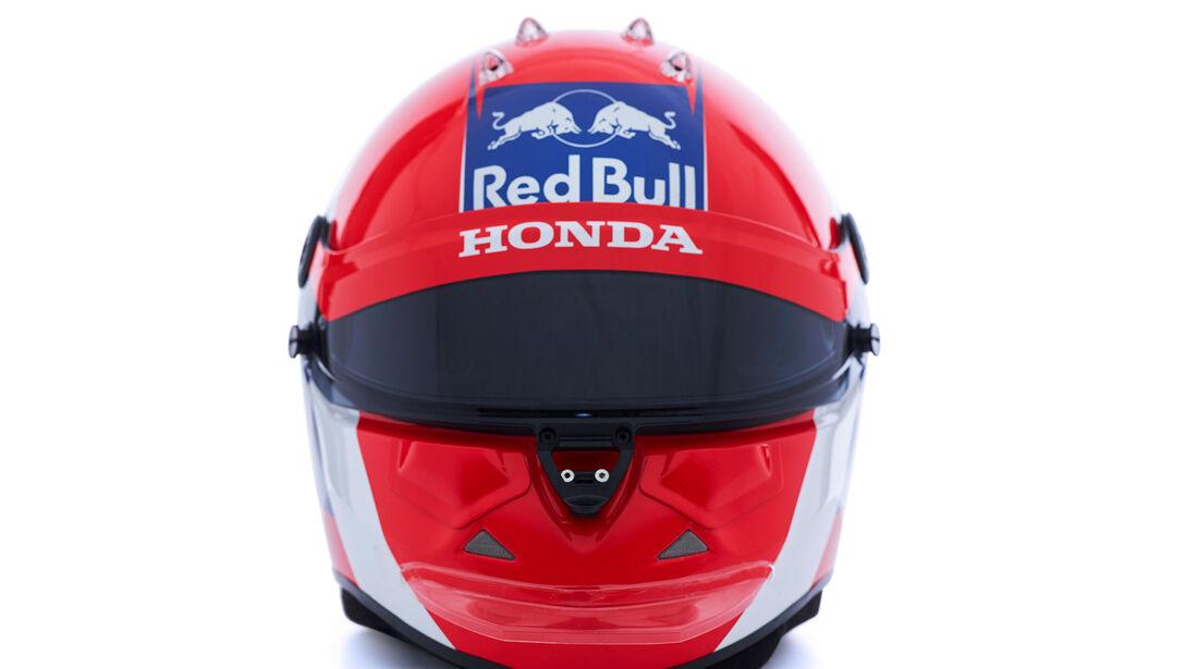Helm - Daniil Kvyat - Toro Rosso - 2019