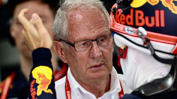 Helmut Marko - Red Bull - Formel 1 - GP Frankreich - 22. Juni 2019