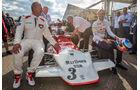 Helmut Marko & Sebastian Vettel - GP-Legenden - GP Österreich 2014